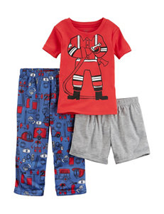 Carter's 3-pc. Fireman Pajama Set - Boys 4-8