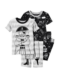 Carter's 4-pc. Pirate Pajama Set - Toddler Boys