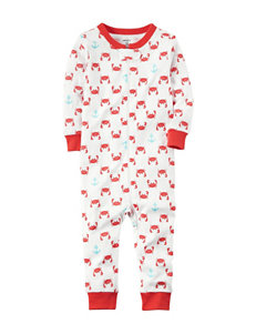 Carter's Crab Print Coveralls - Toddler Boys