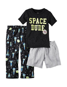 Carter's 3-pc. Space Dude Pajama Set - Boys 4-8