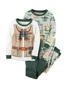 Carter's 4-pc. Explorer Pajama Set - Boys 8-20