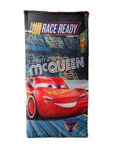 Disney Cars Lightning McQueen Sleeping Bag