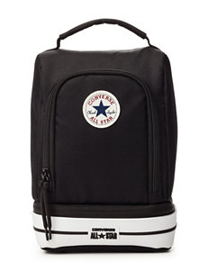 Converse Black Lunch Boxes & Bags Bookbags & Backpacks