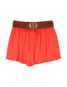 Amy Byer Bright Orange Relaxed