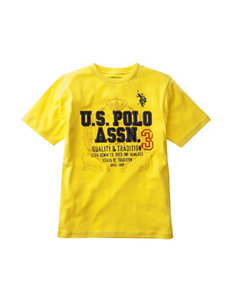 U.S. Polo Assn. Yellow