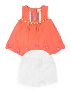 Little Lass Orange