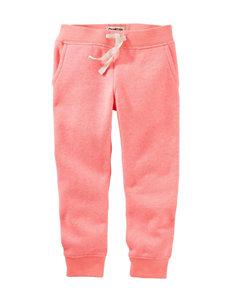 Oshkosh B'Gosh Pink Soft Pants