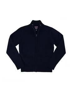 French Toast Navy Sweaters