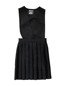 French Toast Pleated Uniform Jumper - Girls 7-20
