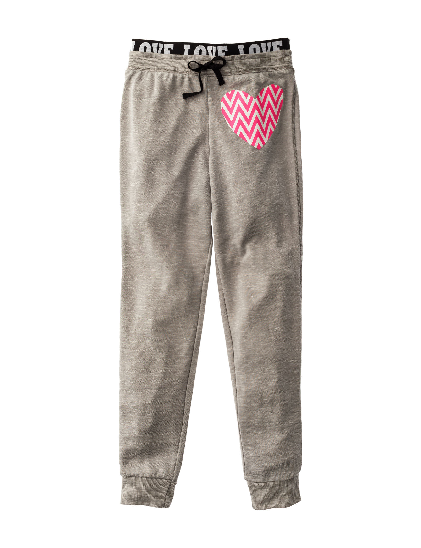 Wishful Park Heather Grey Soft Pants