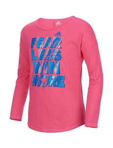 Adidas Bright Pink Stretch