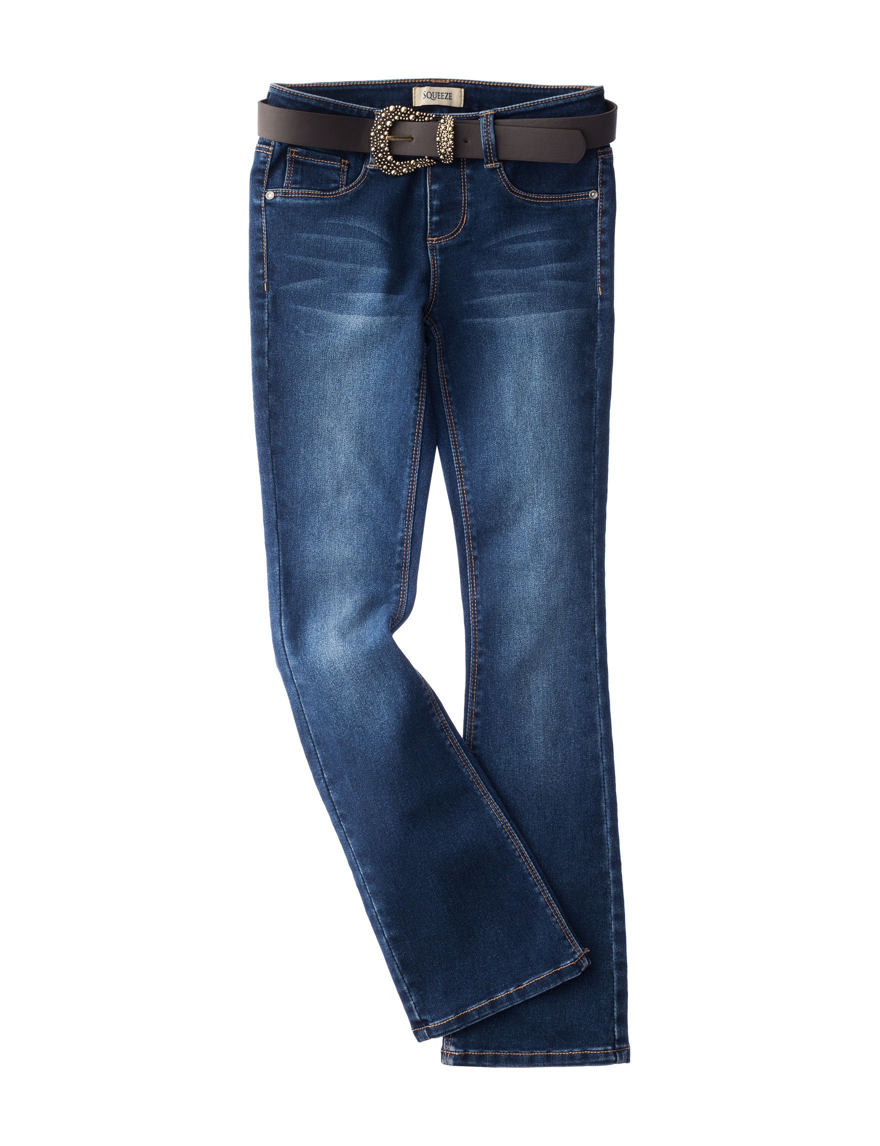 Squeeze Blue Bootcut