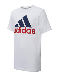 Adidas White