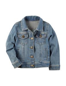 Carter's Denim Jacket - Toddler Girls
