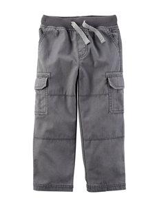 Carter's Grey Straight