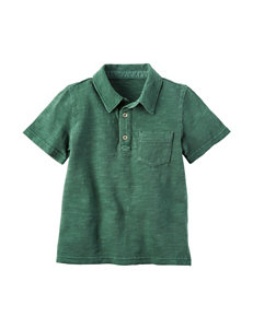 Carter's Slub Knit Polo - Toddler Boys