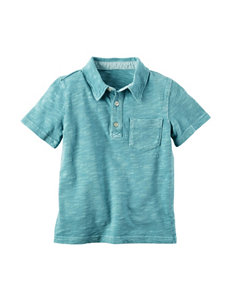 Carter's Slub Knit Polo - Boys 4-8