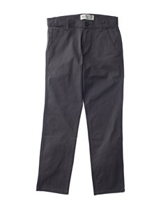 Rustic Blue Noah Stretch Twill Chino Pants - Boys 8-20