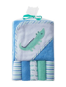 Baby Gear Green Hooded Towels Washcloths