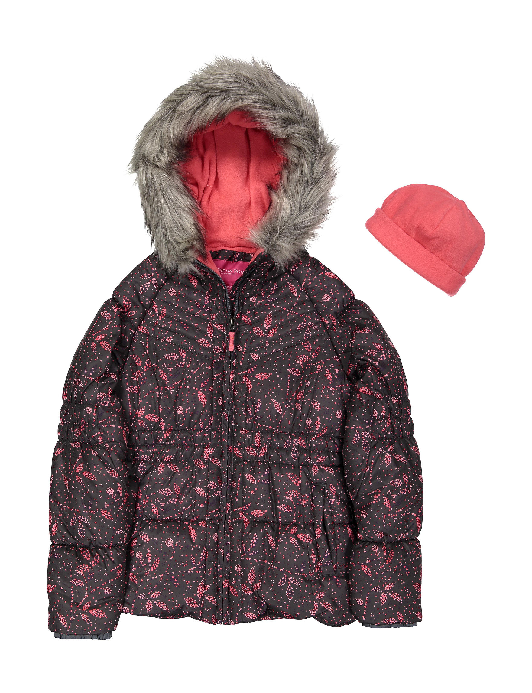 London Fog Multi Puffer & Quilted Jackets