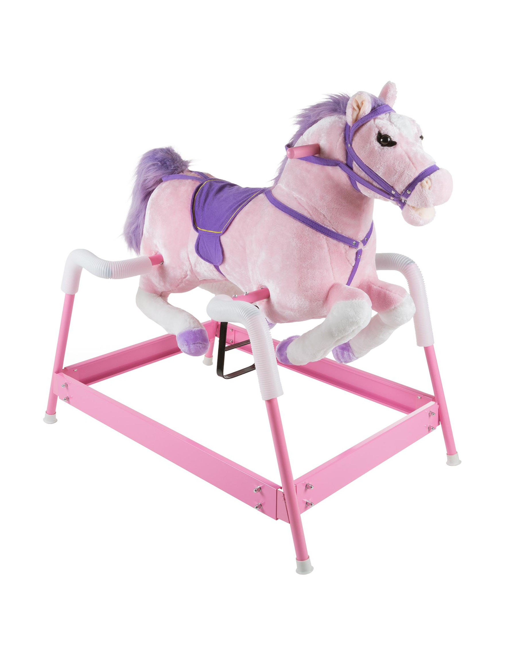 Happy Trails Pink