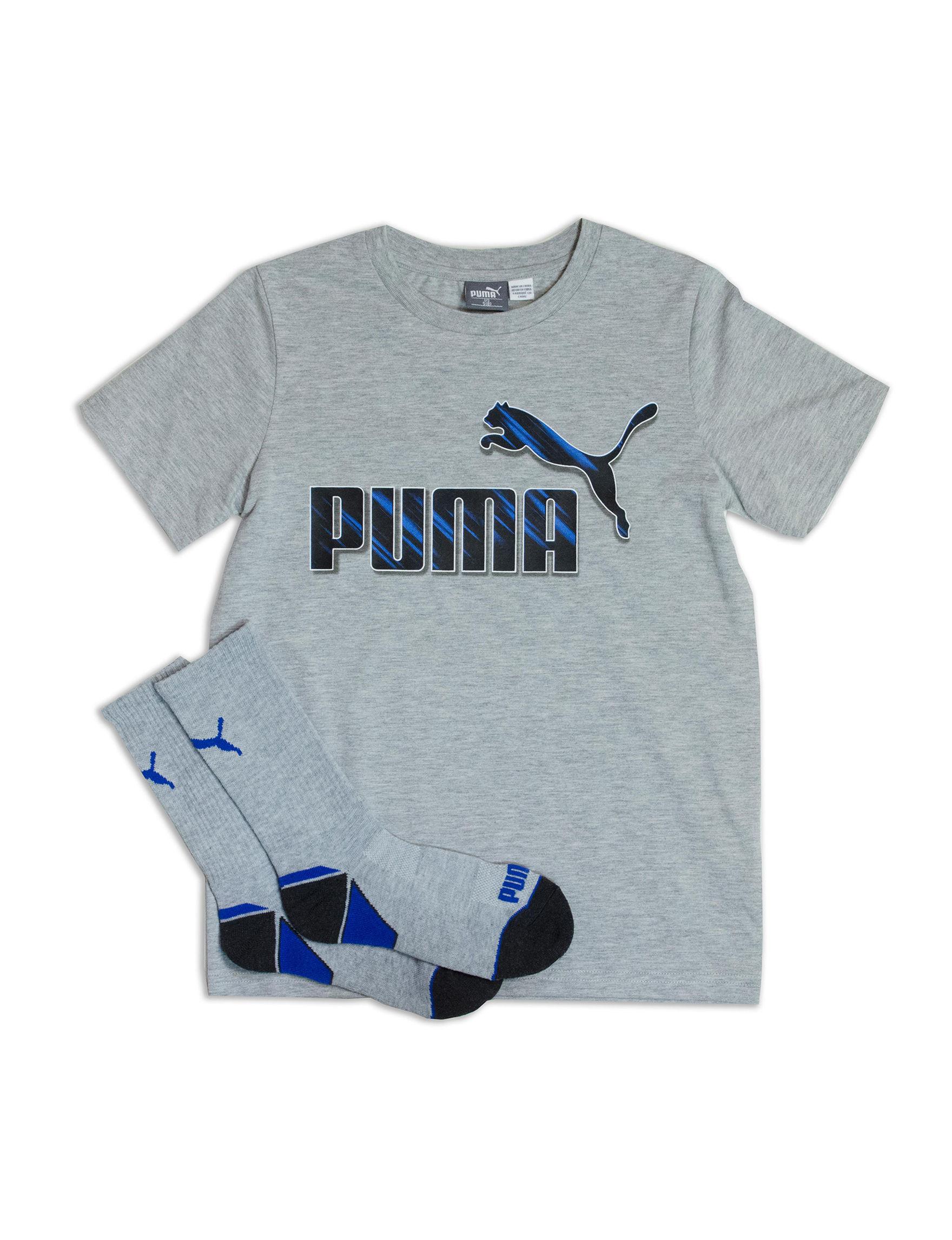 Puma Light Grey