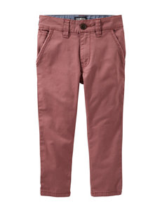 Oshkosh B'gosh Slim Twill Pants - Toddler Boys