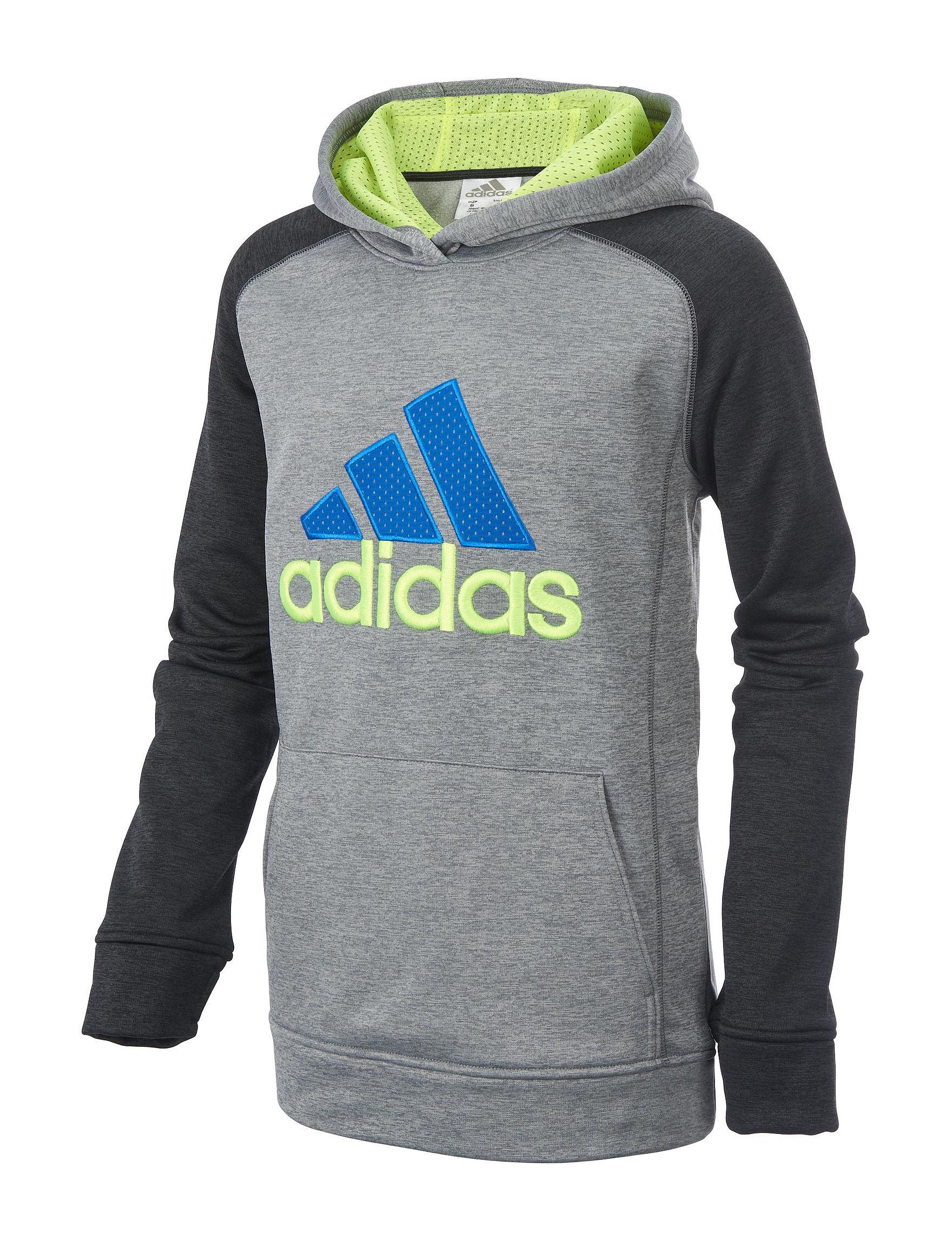 Adidas Black Pull-overs