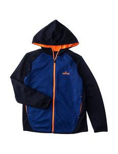 Spalding Navy Lightweight Jackets & Blazers