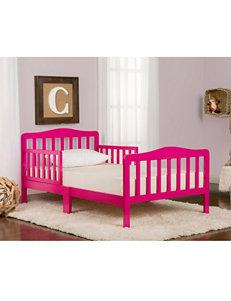 Dream On Me Fuschia Beds & Headboards Bedroom Furniture