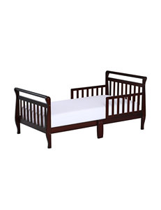 Dream On Me Espresso Beds & Headboards Bedroom Furniture