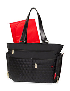 Fisher-Price Black Diaper Bags
