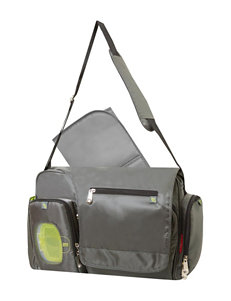 Fisher-Price Grey Diaper Bags