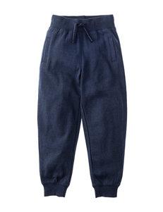 Rustic Blue Blue Soft Pants