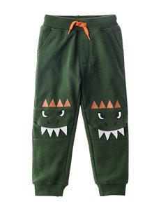 Rustic Blue Green Soft Pants