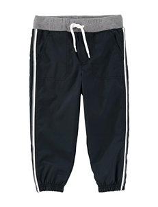 Oshkosh B'Gosh Black Soft Pants