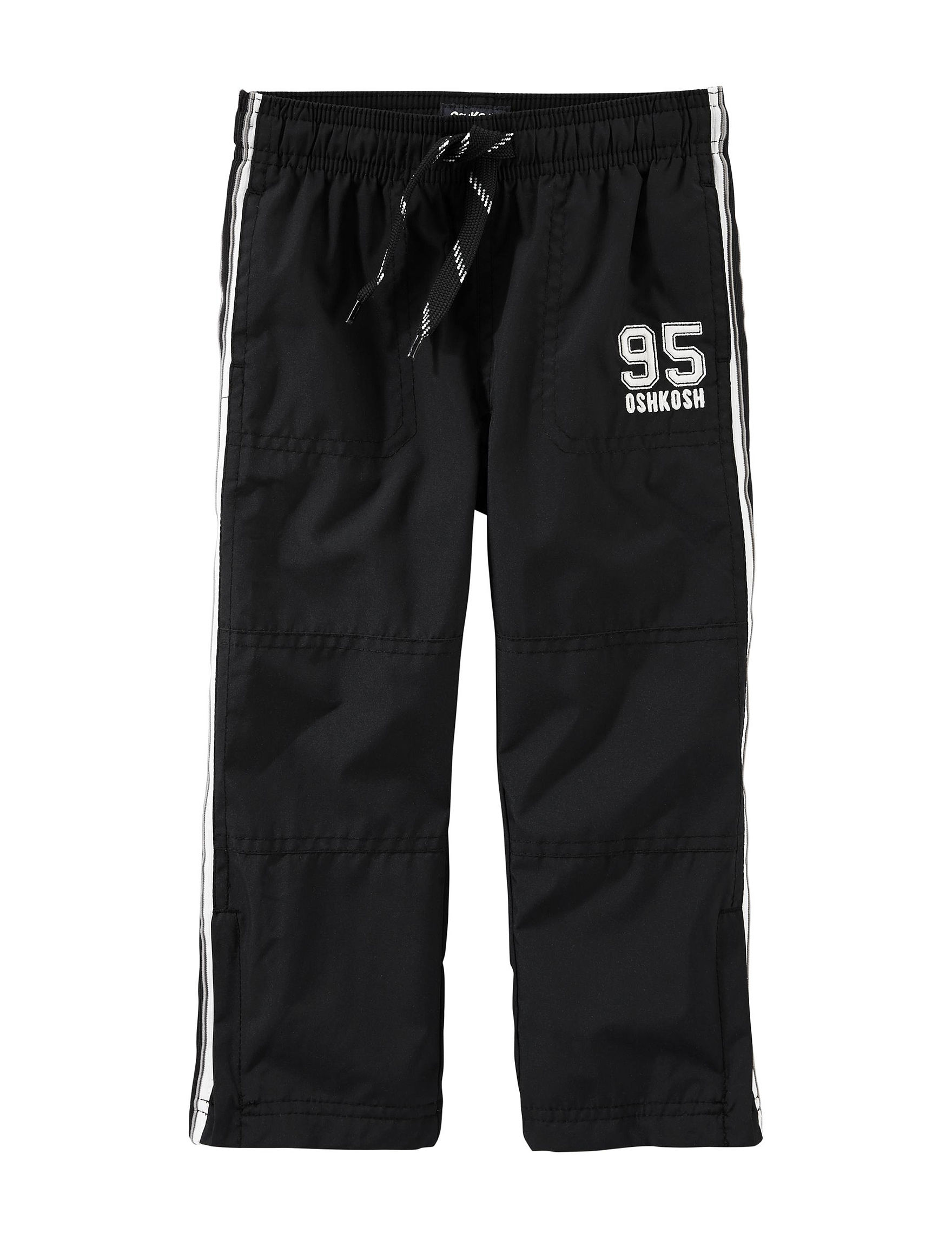 Oshkosh B'Gosh Black Soft Pants