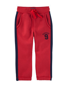Oshkosh B'Gosh Red Soft Pants