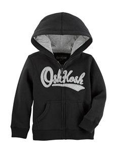 Oshkosh B'Gosh Black Fleece & Soft Shell Jackets