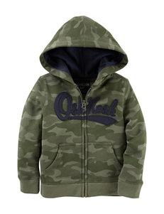 Oshkosh B'Gosh Multi Fleece & Soft Shell Jackets