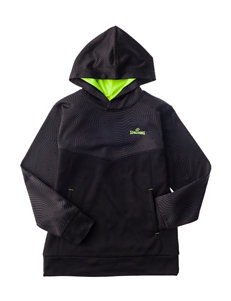 Spalding Black Pull-overs