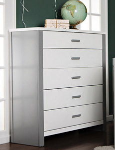 Dream On Me Grey Dressers & Chests Bedroom Furniture