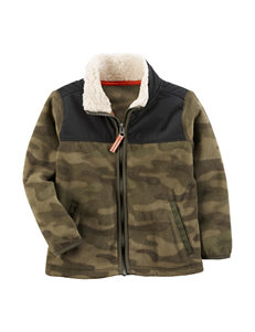 Carter's Multi Fleece & Soft Shell Jackets