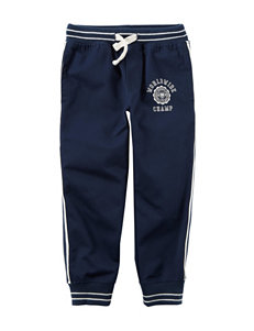 Carter's Navy Soft Pants