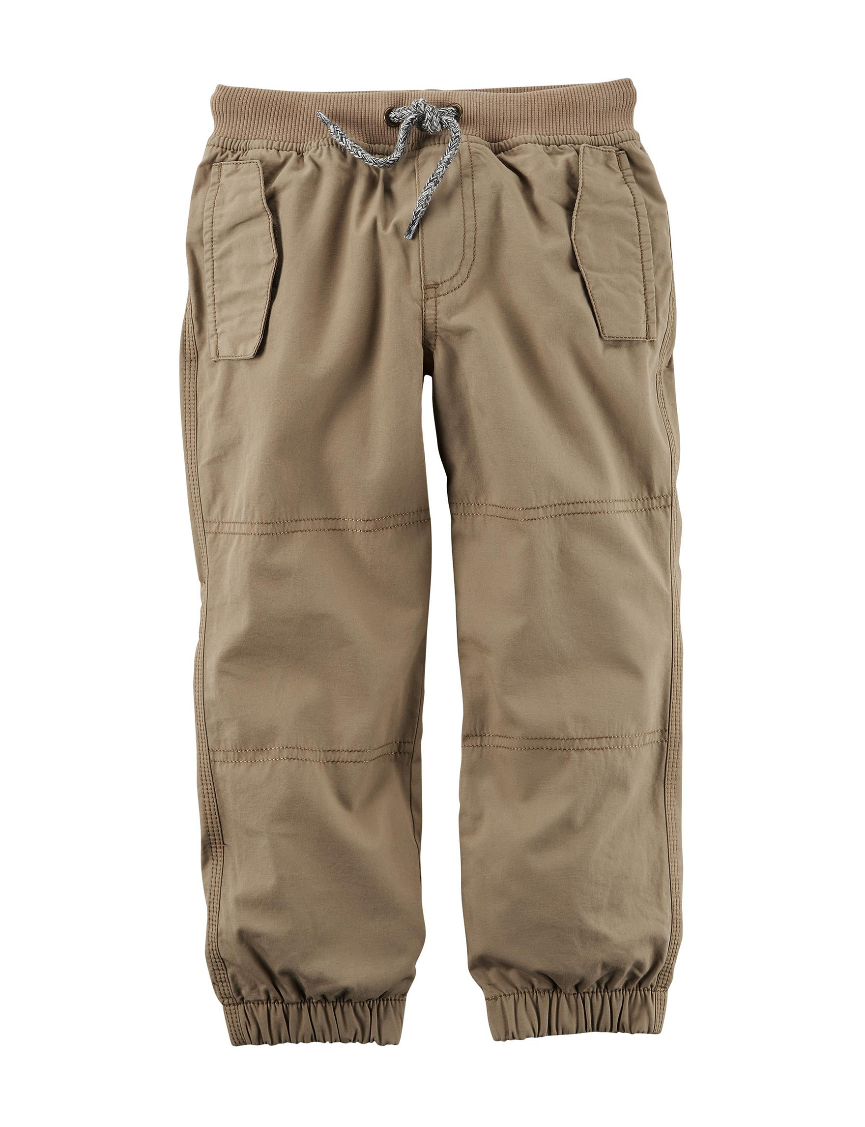 Carter's Beige Soft Pants