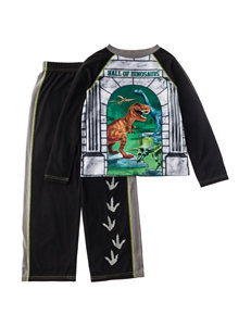 Komar Black Pajama Sets