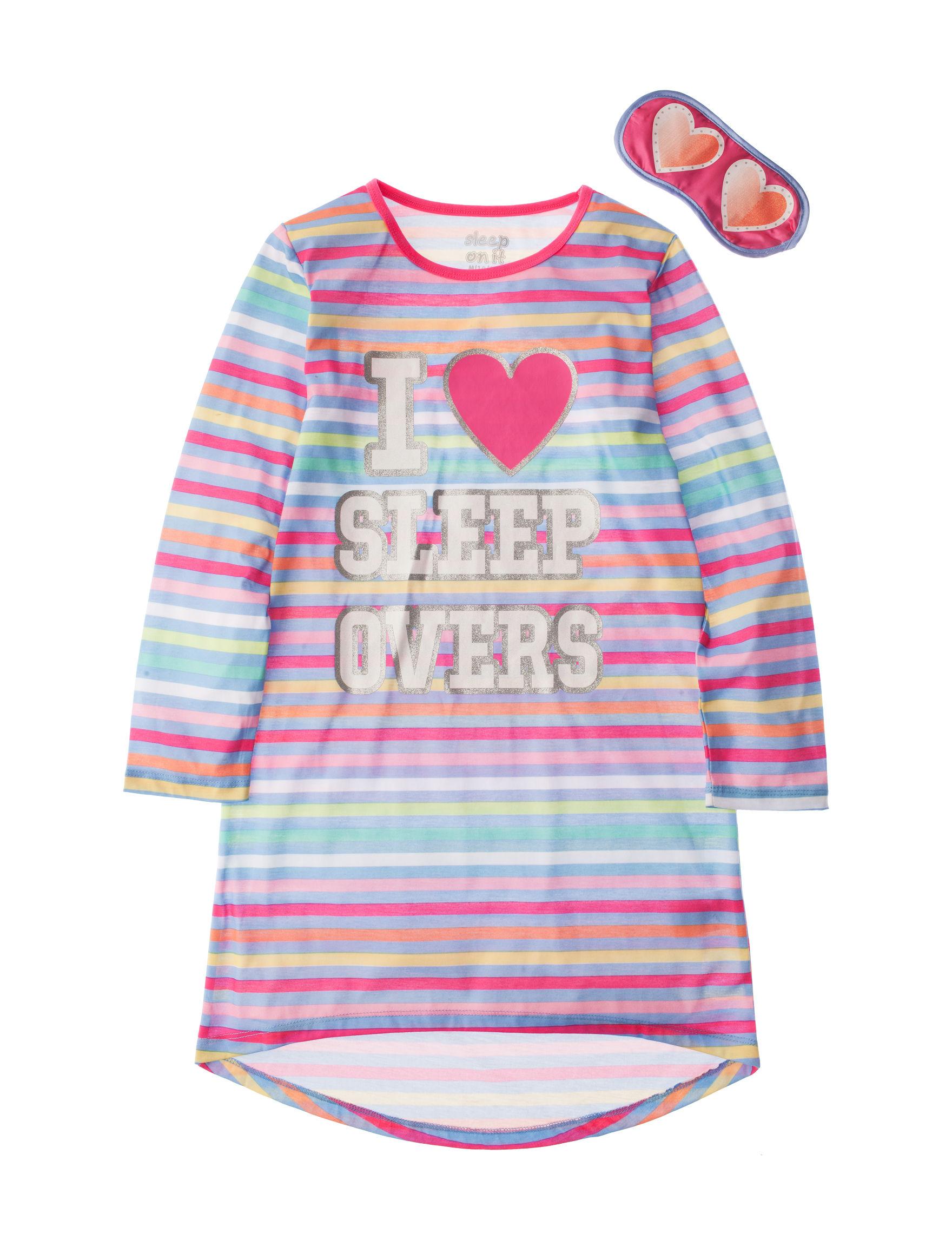 Cloud Nine Purple Nightgowns & Sleep Shirts