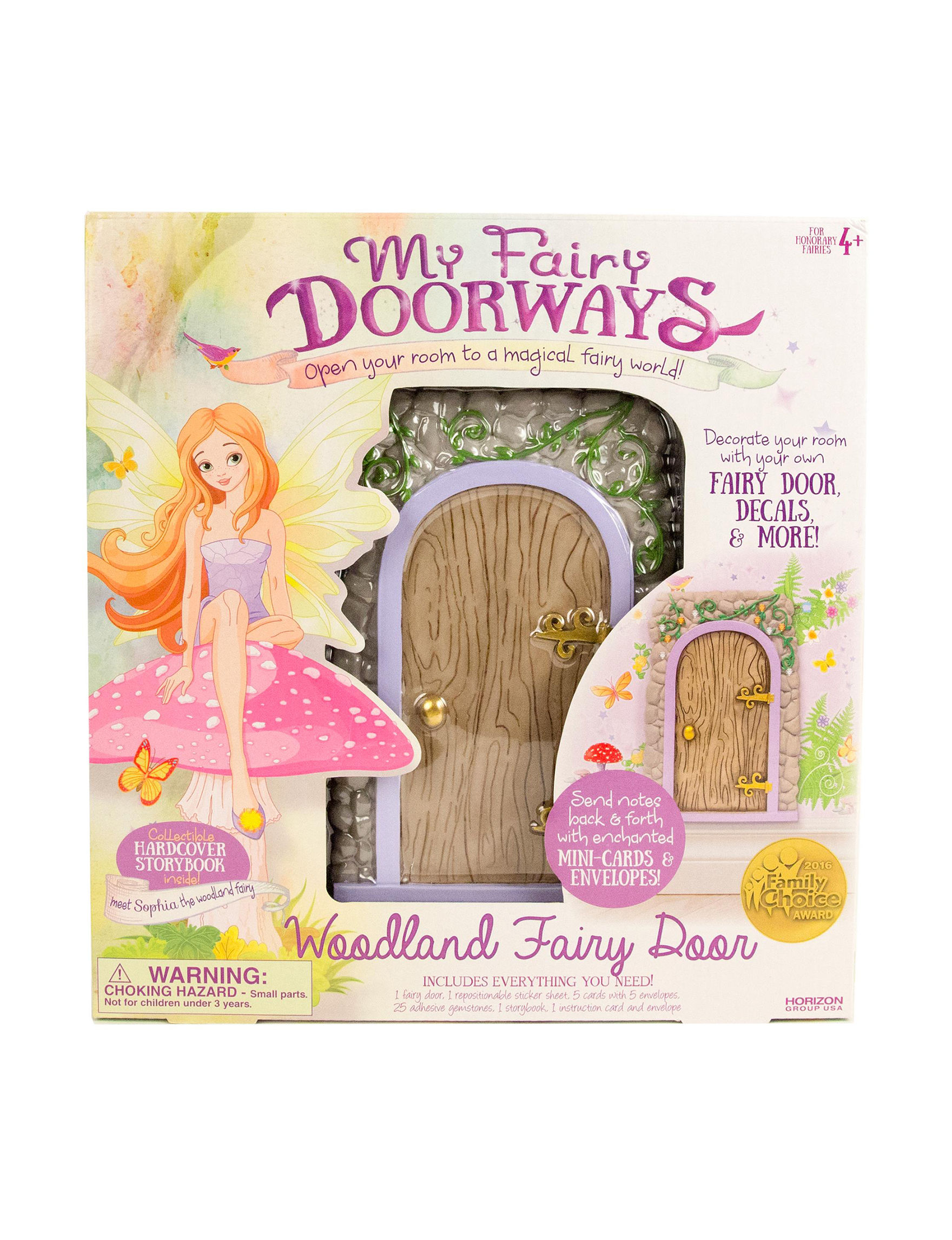 Fairy Doorways Multi