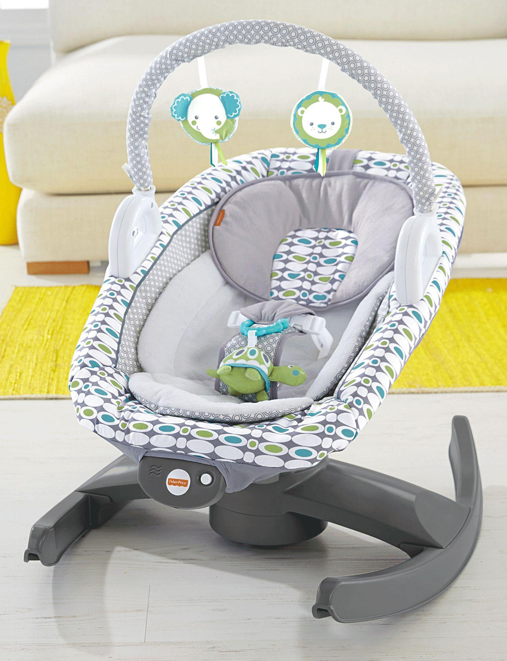 Fisher-Price Multi Swings, Bouncers, & Jumpers