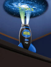 Discovery Kids Rocket Projection Alarm Clock